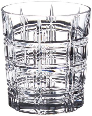 Marquis by Waterford Crosby Double Old Fashioned, Set of 4, Clear, 10 oz
