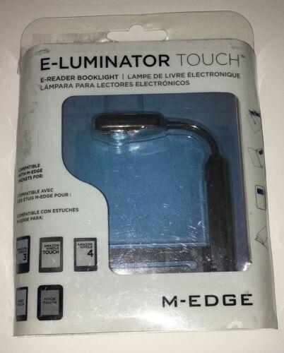M-EDGE E-Luminator Touch E-Reader Booklight Multi Device Compatible