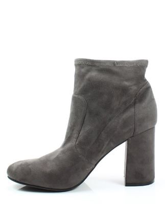 Abound Graphite Gray Women's Size 12W Izzie Faux Suede Ankle - Womens Boots Size 12w