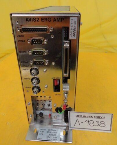 Nikon 4S587-625 AVIS2 ERG Amplifier SEA241A NSR-S307E DUV 300mm Used Working