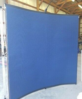 Nomadic Instand 6 Trade Show Pop Up Display W Case Table Top Booth Display