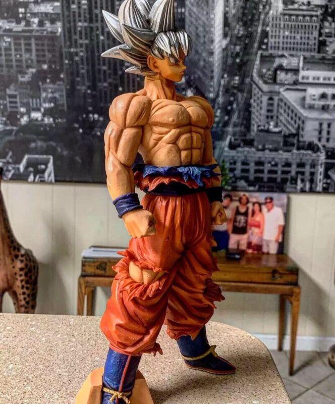 Immaculate MUI Form Goku Model Figure Dragon Ball Z Super