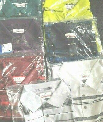 Grand Slam Polo Shirt (Grand Slam Men's AirFlow Performance Polo Shirts S,M,L,XL,XLT & XXLT )