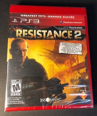Resistance 2 (PS3) NEW for sale  Shipping to Nigeria