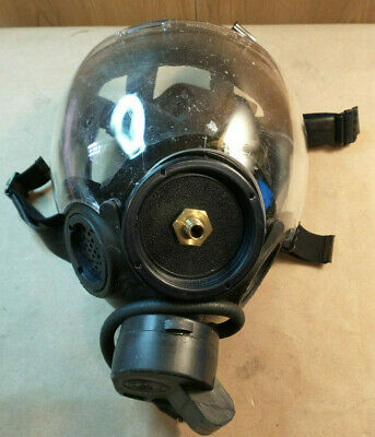 Msa Cbrn Gas Mask Millennium Fits 40mm Filter Size Small - Fast Shipping