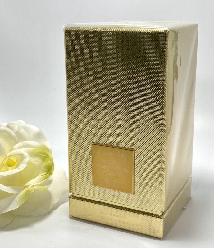 Tom Ford Neroli Portofino Forte Eau de Parfum 8.5 oz / 250 ml New In Sealed Box