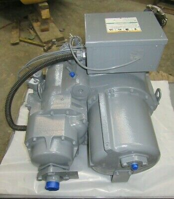 Carlyle Screw Compressor 06nw2146s7na-a00 R-134a 460 Volt 06na Carrier Chiller