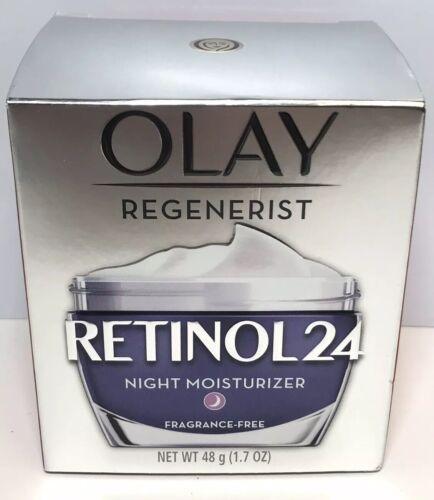 Olay Regenerist Retinol 24 Night Moisturizer 1.7 Oz - Brand