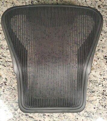 Used Herman Miller Aeron Size B Seat Back Aeron Parts