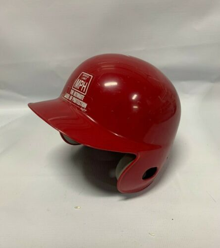 Rawlings MPH Adult Batting Helmet Scarlet Small ****