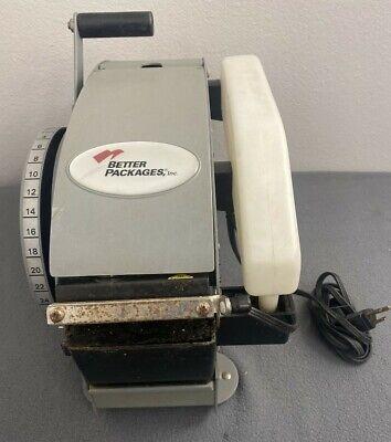 Better Pack 333 Plus Gummed Tape Dispenser
