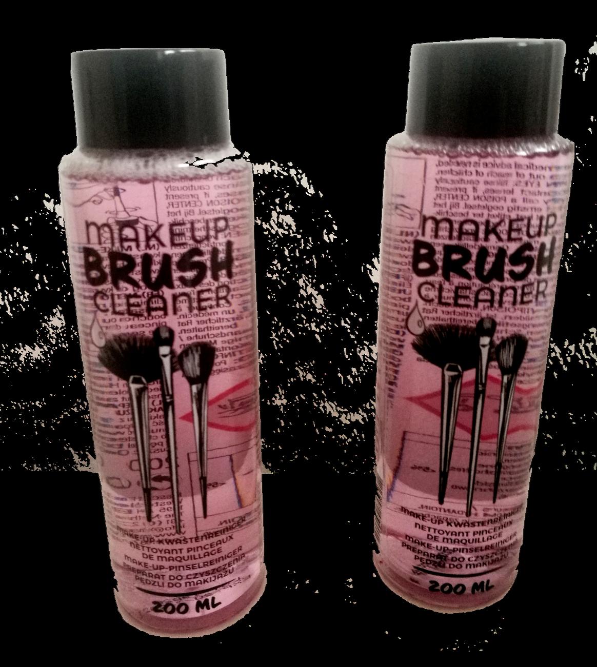 Pinselreiniger Make up Pinsel 200ml entfernt Kosmetik Rückstände Kosmetikpinsel