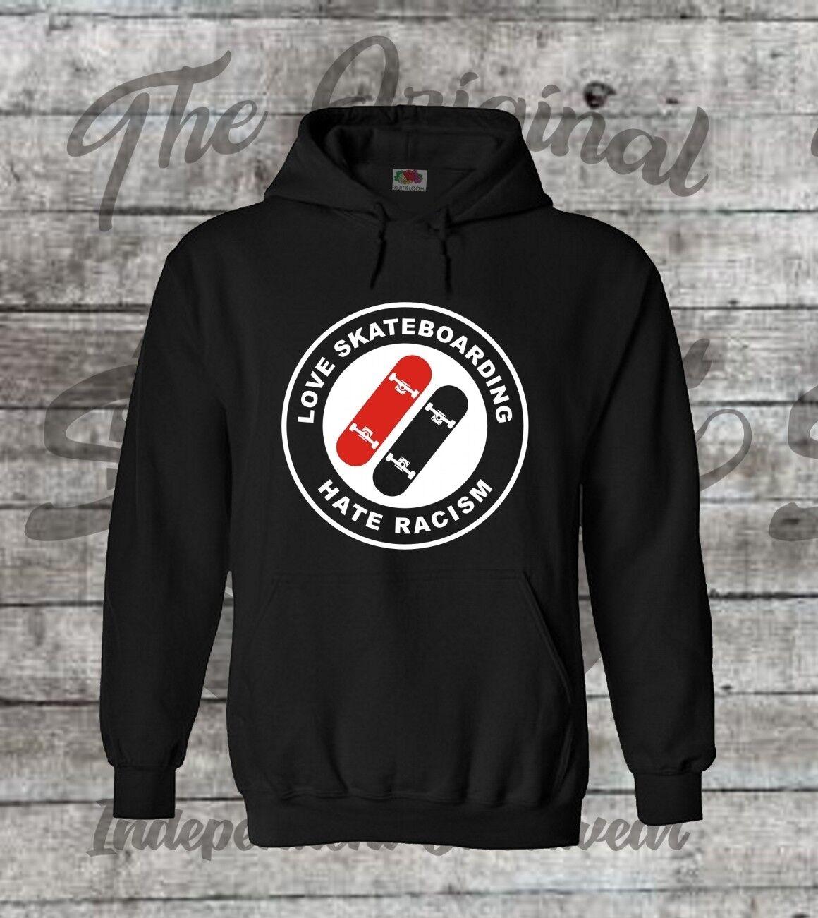 Hoodie / Kapuzenpullover / Antifaschist / Antifa / FCK NZS / Gegen Nazis / Punk