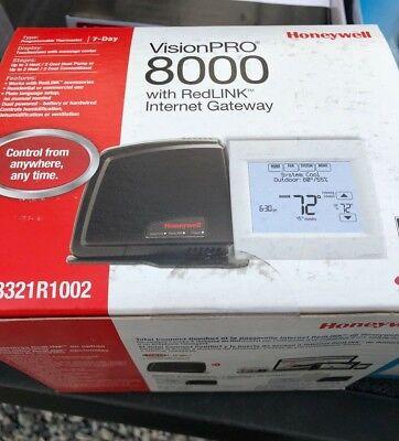Honeywell Visionpro 8000 W Redlink Internet Gateway - Yth8321r1002 - Nib