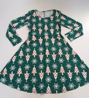 Christmas Tree Dress Christmas Party Ugly Christmas Size M