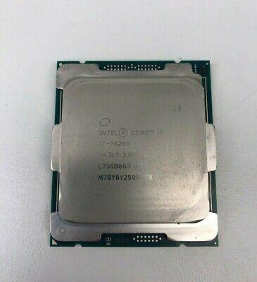 Intel I7-7820X 3.6-4.5GHz Eight 8 Core Desktop CPU Processor