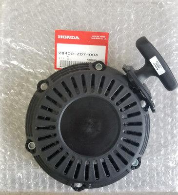 New Oem Honda Eu2000i Eu2000 Generator Pull Start Recoil Starter 28400-z07-004