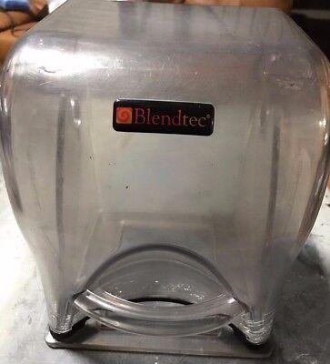 Blendtec - 37-601 - Sound Enclosure Top 2-piece Shell 0005