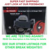 Ruger 10/22 Rifle BX Trigger NEW 90462 Drop-In Module job & Charger Pistol 22LR