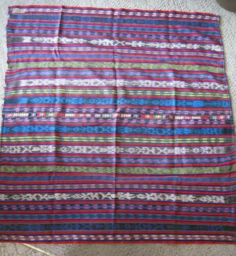 Authentic Guatemala Maya Utility Cloth Tzute PANAJACHEL with FREE SHIPPING