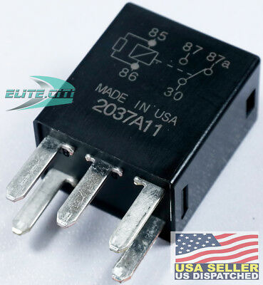 Omron GM 5 pin black 12077866 replacement for relay 5810-0202, 7866