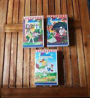 Bibi Blocksberg Video Sammlung VHS Auswahl Thüringen - St Gangloff Vorschau