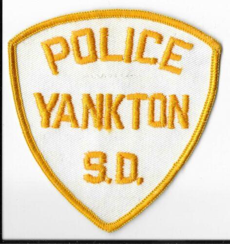 Yankton Police Department, South Dakota Shoulder Patch