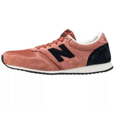 New Balance U420 Athletic Shoes Men's Size 8.5 Color Dark Red/Black