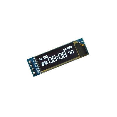 Iic I2c 0.91 128x32 White Oled Lcd Display Module 3.3v 5v For Arduino Pic