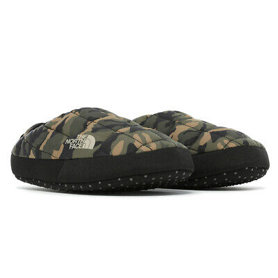 Ladies The North Face Thermoball Tent Mule Low Rise Winter Slippers All Sizes