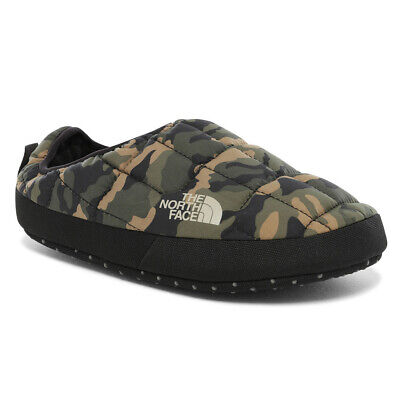 Womens The North Face Thermoball Tent Mule Skiing Comfort Slippers UK 3-8.5