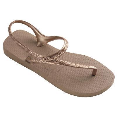 Womens Havaianas Flash Urban Lightweight Beach Strappy Sandals Flip Flops UK 3-8