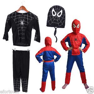 Enfant-Deguisement-Super-Heros-Collection-Cosplay-Party-Noel-Halloween ...