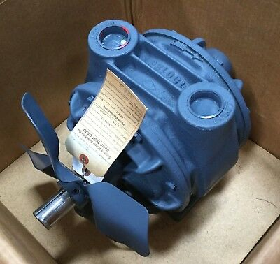 Welch Scientific - Vacuum Pump Model 04113 P - New Old Stock Nos -