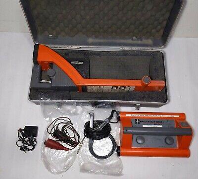 Metrotech Line Locator 9800xt - 9890xt Transmitter Wand Receiver 9890rlxt-6en2