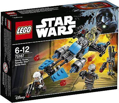BNIB Lego Star Wars 75167 Bounty Hunter Battle Pack