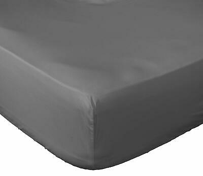 Premium Bottom Fitted Sheet Ultra-Soft Microfiber Wrinkle Fade & Stain - Line Sheets