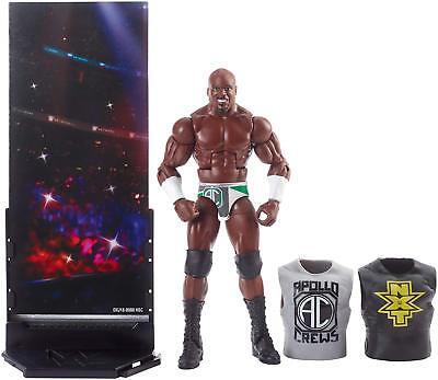 Mattel WWE Elite Series 49 Apollo Crews Action Figure