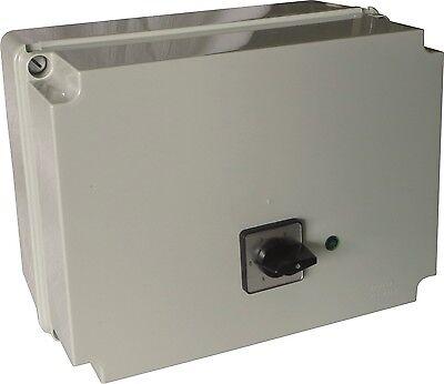 Regler Drehzahlregler 10 Ampere 10A 230 Volt 5 Stufen Lüfter Ventilator Airbox