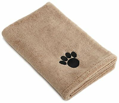 Ultra Absorbent Pet Bath Towel for Small Medium Large Dogs Cats Machine Washable