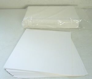 Full Page Adhesive Address & Shipping Inkjet/Laser Printer Labels - 250 sheets