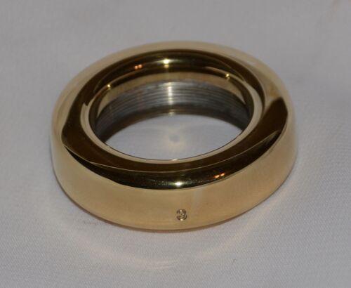 GIARDINELLI 3 Trombone rim GOLD PLATE NEW OLD STOCK