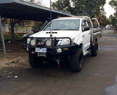 Toyota Hilux SR 2012 Single Cab 3.0L Turbo Diesel 4x4 Extras!! Revesby Bankstown Area Preview