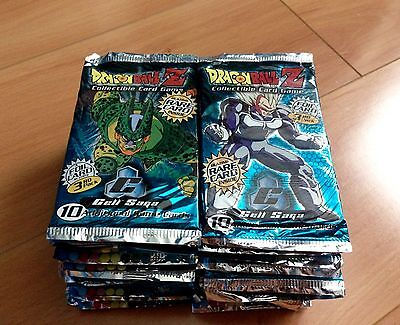 DragonBall Z CCG Lot of 36 Cell Saga Booster Packs! Booster Box Equivalent!