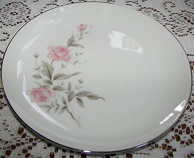 """Vintage Barker Bros. Japan 7 5/8"""" Salad Plate Pink Flowers 63-5827"""