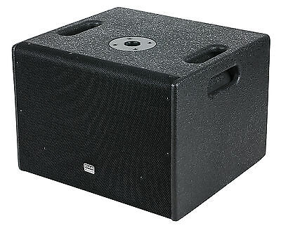 DAP  Subwoofer Bassbox DRX 10B  500 Watt PA Box