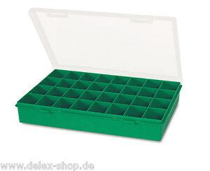 Casiers Caisses Boîtes DE Rangement 32 Compartiments 330x247x54mm