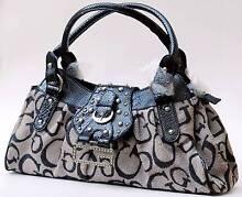 Large Beige and Black Handbag / purse - As New! Nairne Mount Barker Area Preview