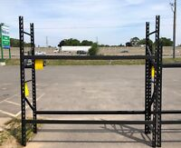 """New Metal Racking (8'H x 8'W x 24""""D) multip avail. St. Catharines Ontario Preview"""
