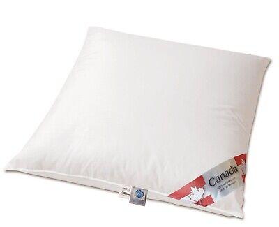 Canada Daunenkissen soft 700 g 100% weiche canadische Daunen 80x80 cm C700